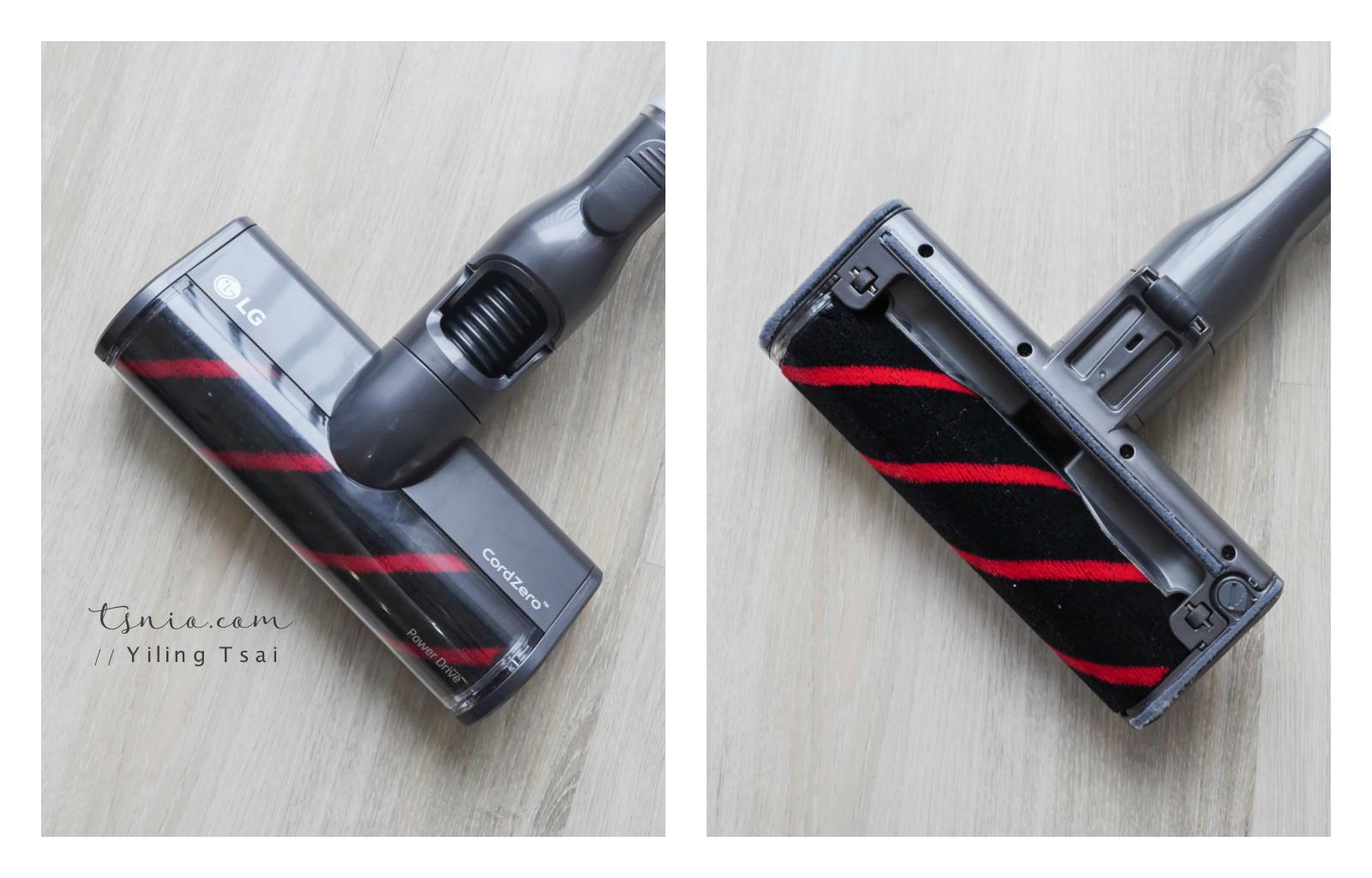 LG CordZero A9+ 快清式濕拖無線吸塵器 吸塵、濕拖、除蟎一次完成