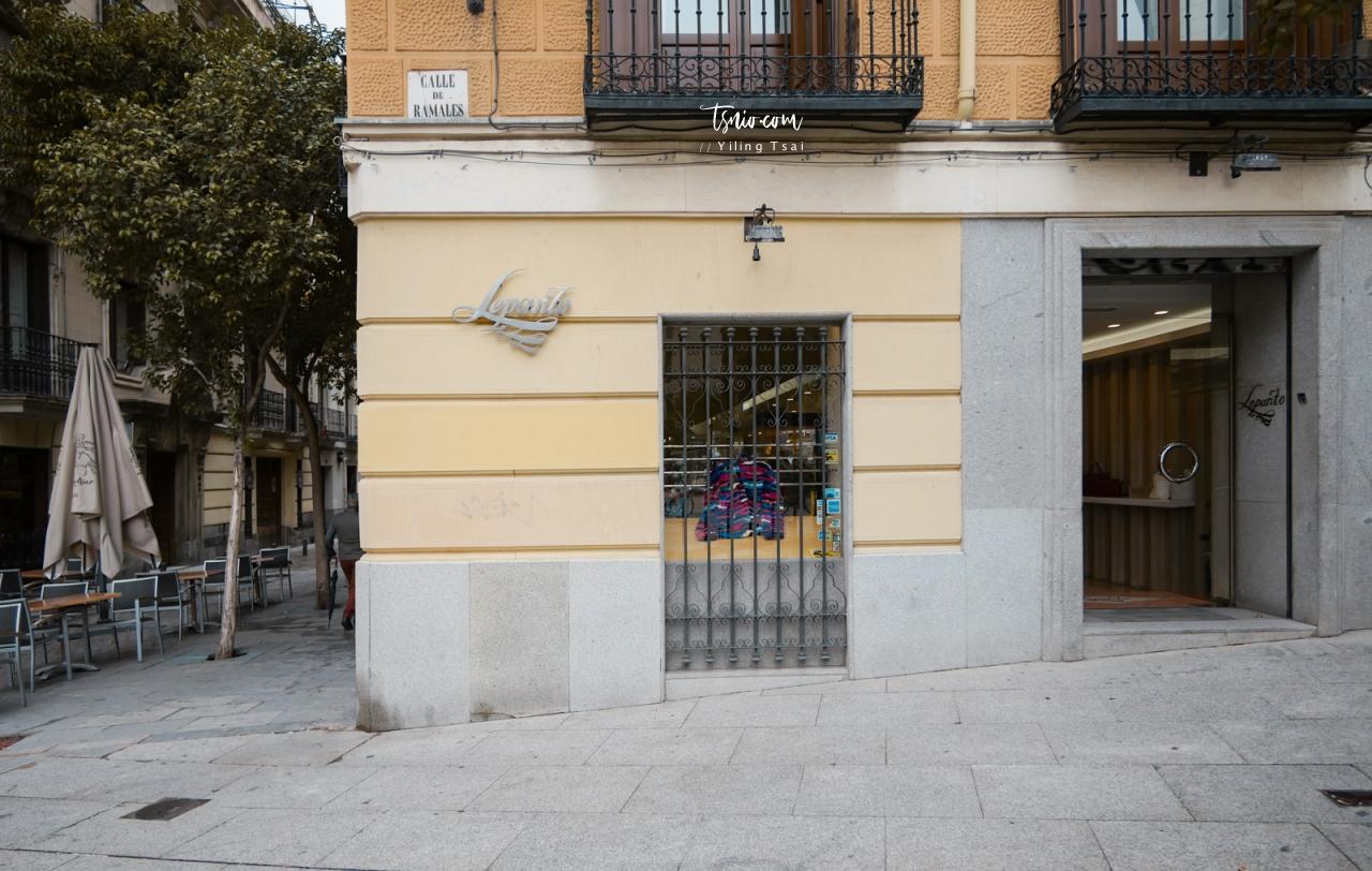 西班牙馬德里購物 Lepanto 皮革馬卡龍零錢包