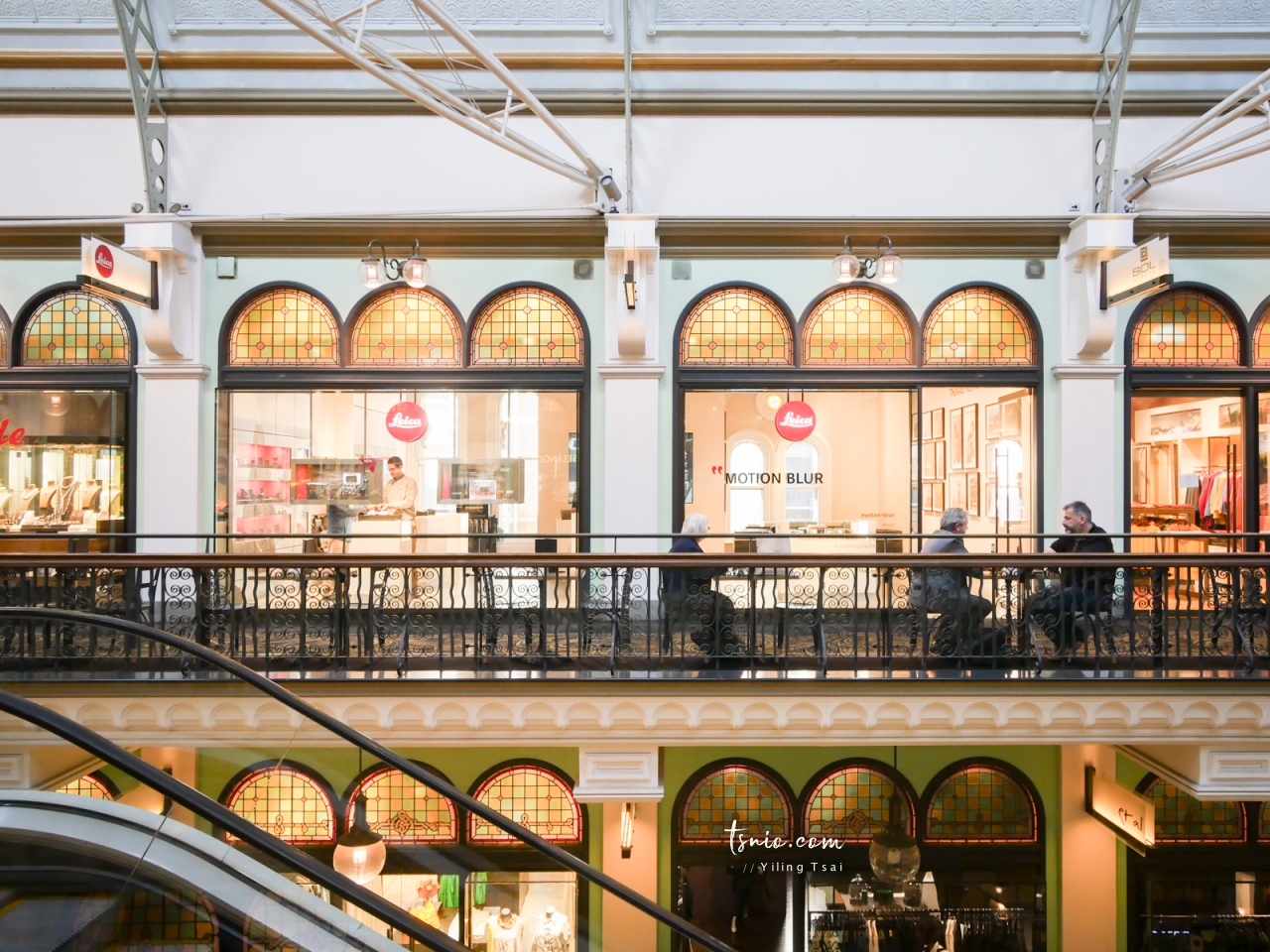 澳洲雪梨景點 QVB 維多利亞女王大廈 歷史古蹟與時尚百貨的結合