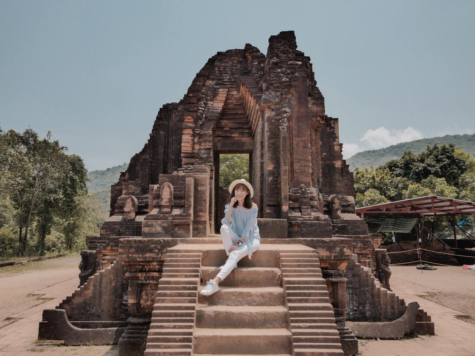 美山聖地一日遊 My Son Sanctuary 越南小吳哥窟占婆王國世界遺產
