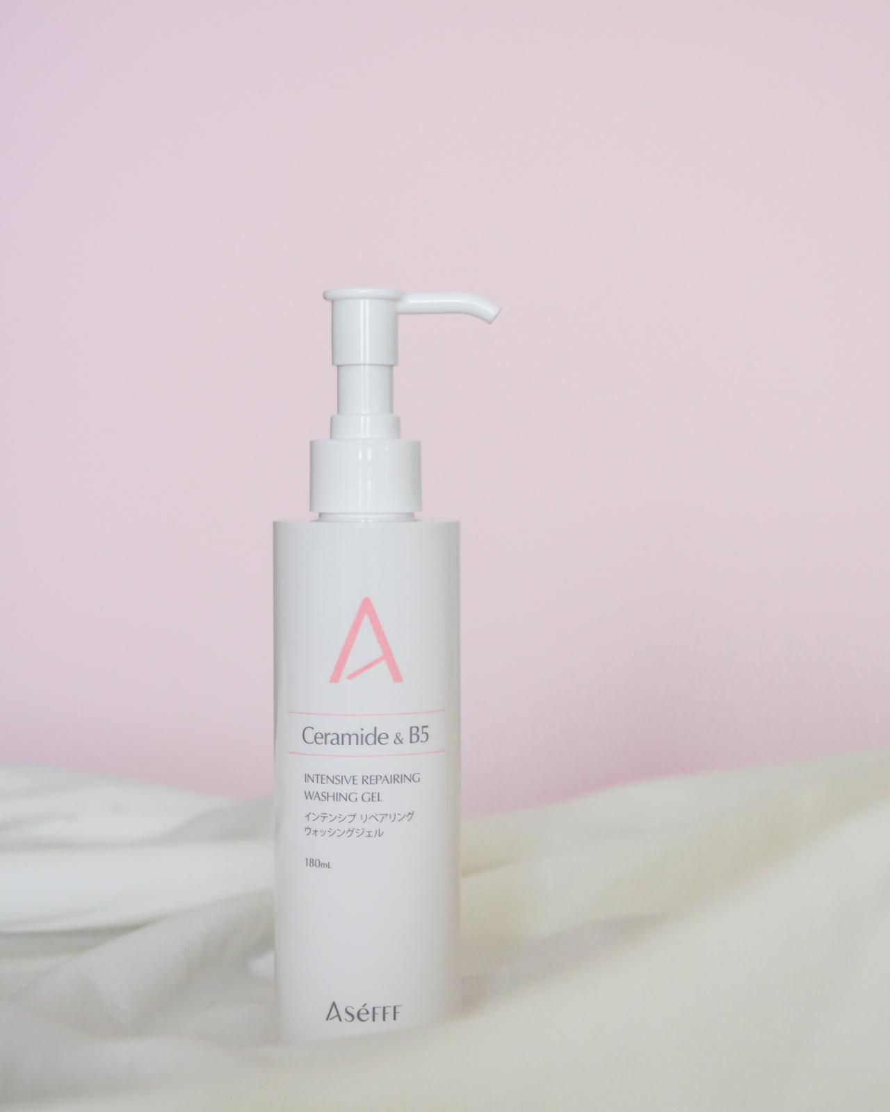 ASéFFF 日本國民精華 超滲透肌底修護保濕系列 專為敏弱肌設計的保養品