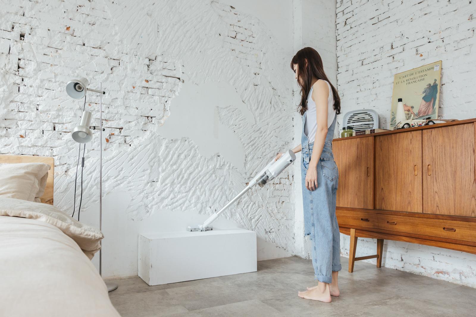 Panasonic 無線吸塵器 MC-SB30J 輕巧大吸力微塵感知 簡單生活效率清潔