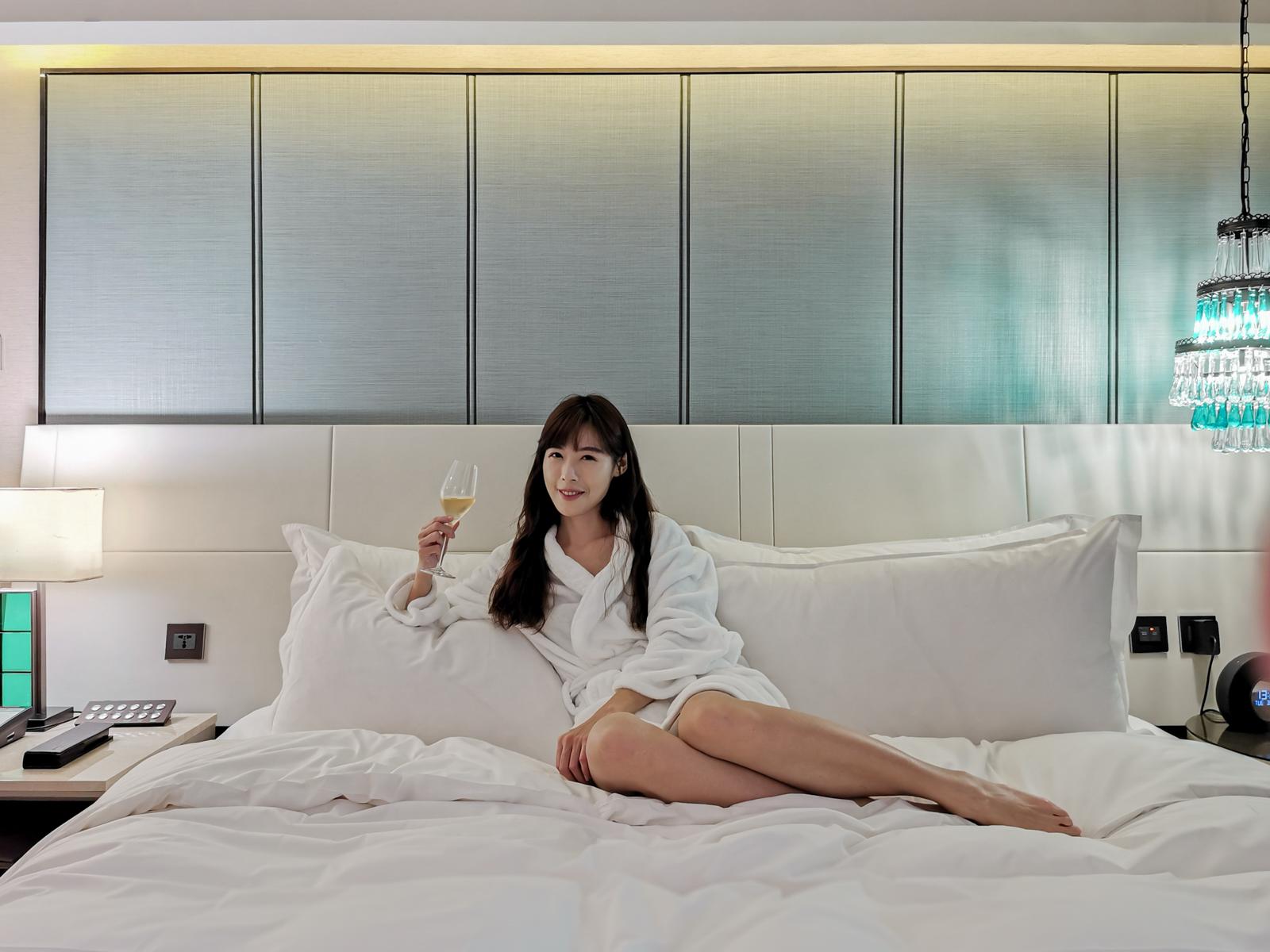 台北飯店推薦 台北馥敦馥寓 中山國中站低調奢華時尚精品住宿