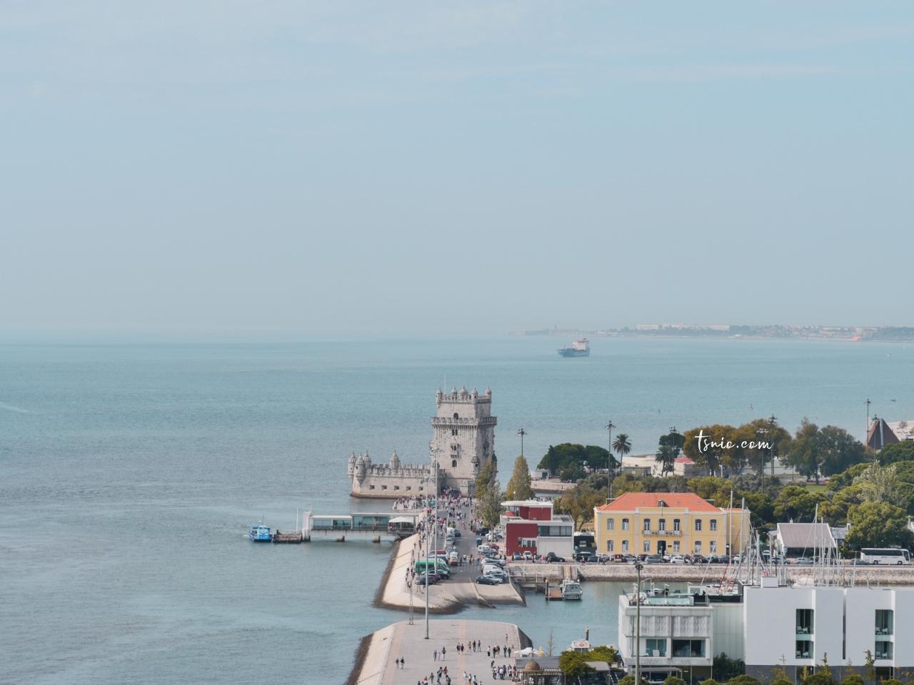 葡萄牙里斯本景點 發現者紀念碑 Padrão dos Descobrimentos 輝煌大航海時代象徵