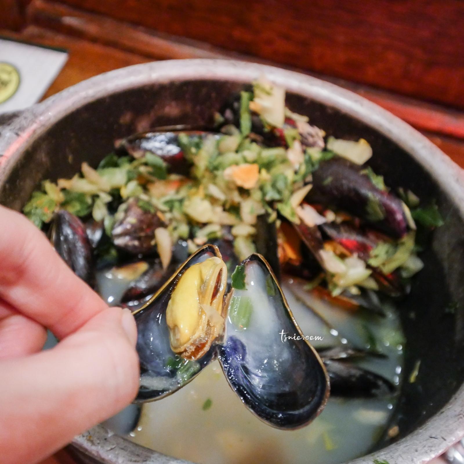 比利時布魯塞爾美食 Chez Léon 最有名的比利時淡菜餐廳