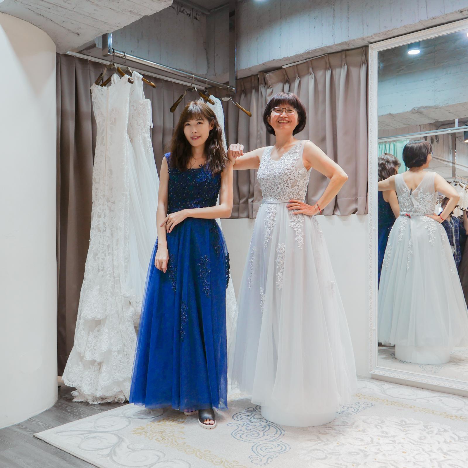 伊頓自助婚紗 超值婚紗照、閨蜜婚紗、全家福 台北西門店婚紗挑選紀錄