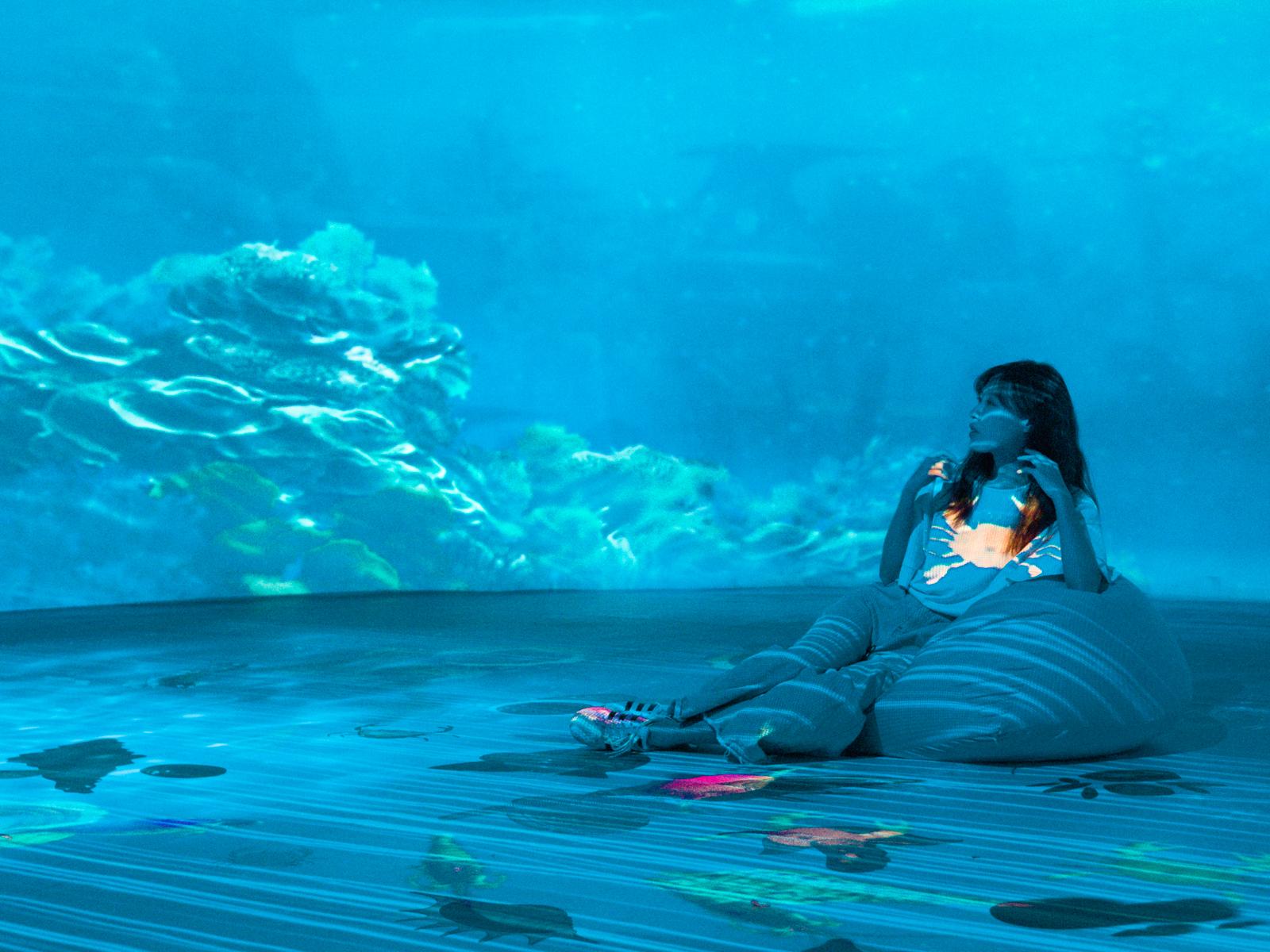 故宮魔幻山水歷險 沈浸式互動展覽 經典美學與現代科技的相遇