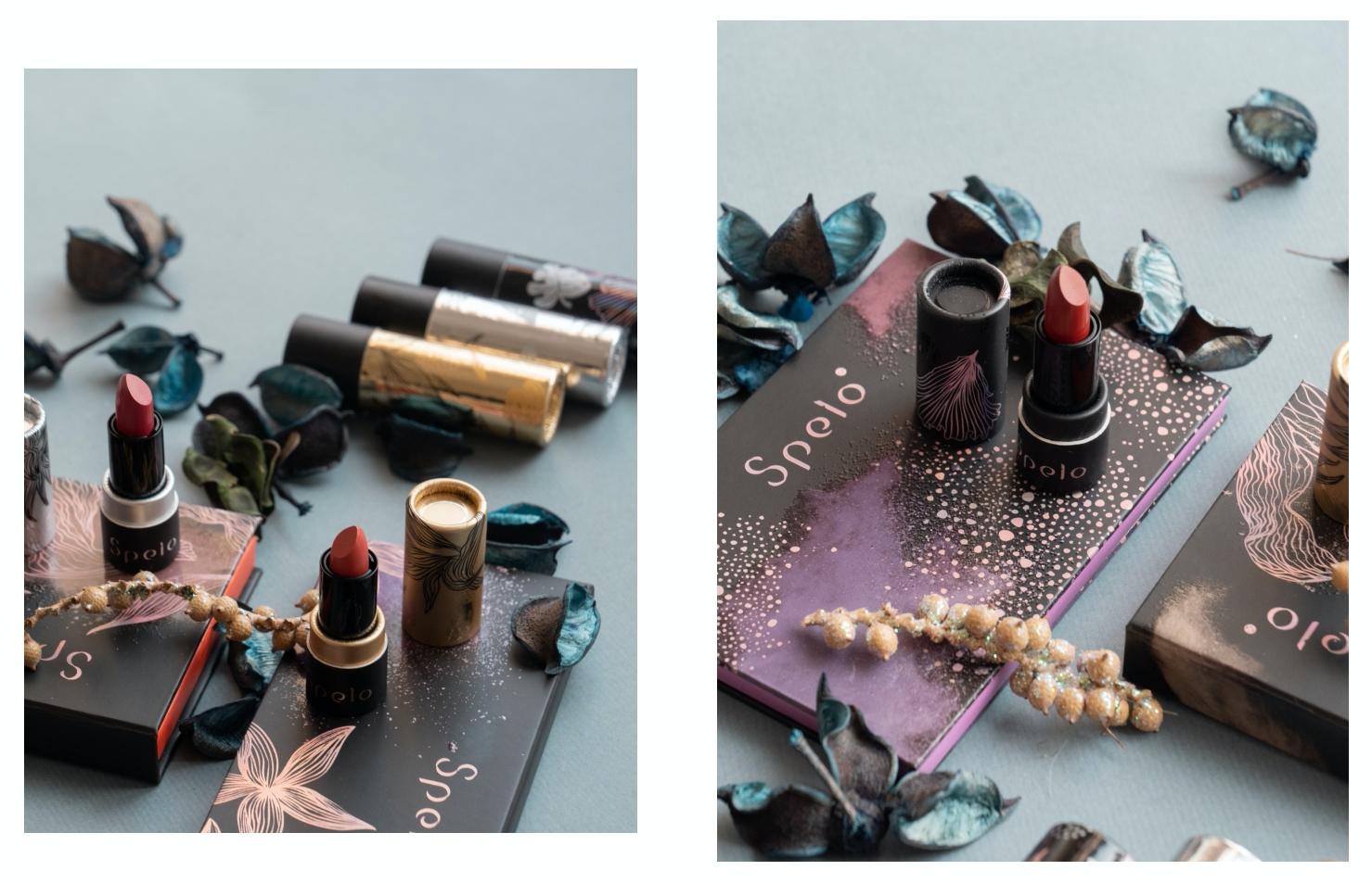 SPEIO 希貝妍彩妝推薦 飛向星空、夢中海洋彩盤打造兩款日常美妝