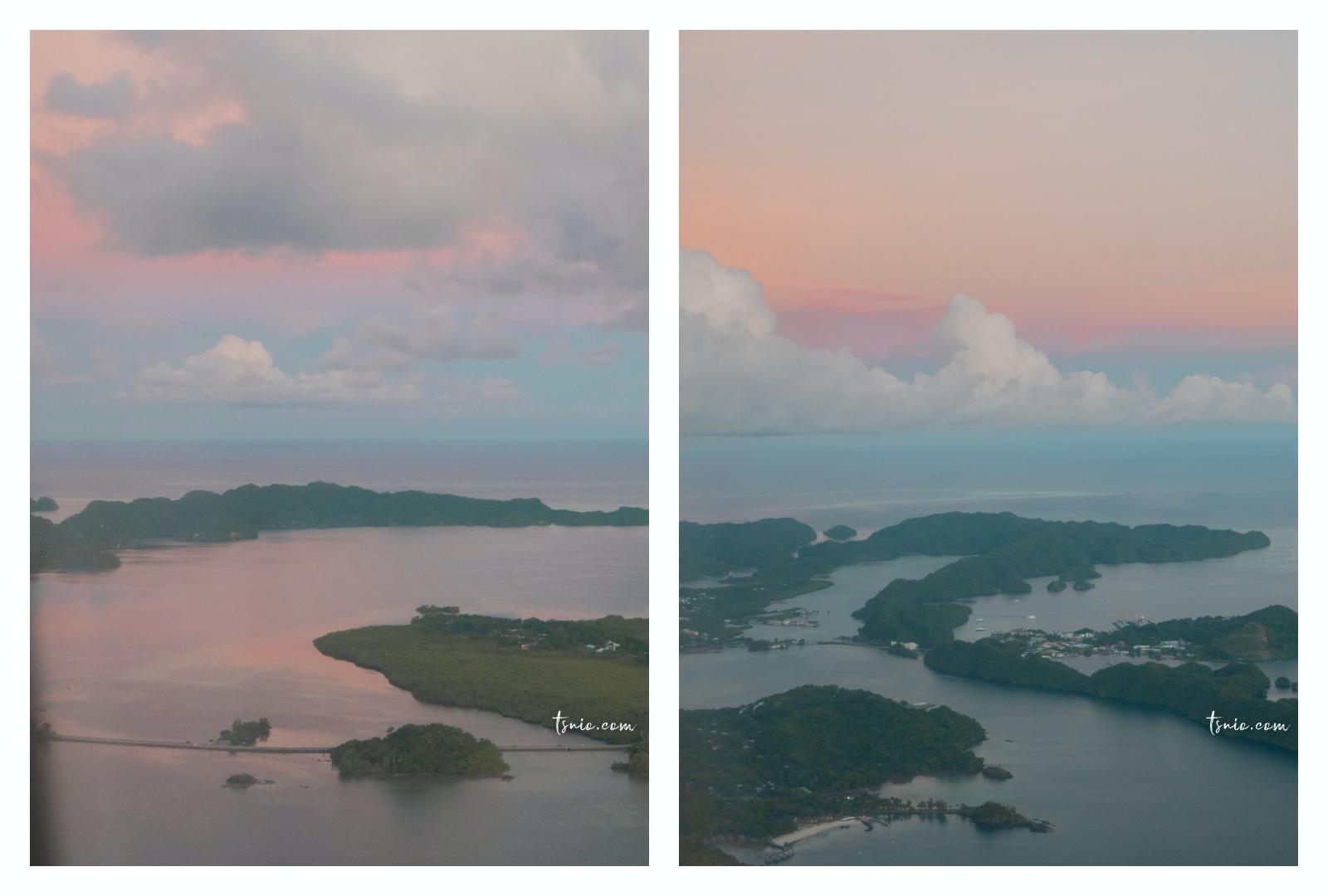華航直飛帛琉經濟艙  台北 TPE 往返帛琉 ROR CI27、CI28 搭乘經驗分享
