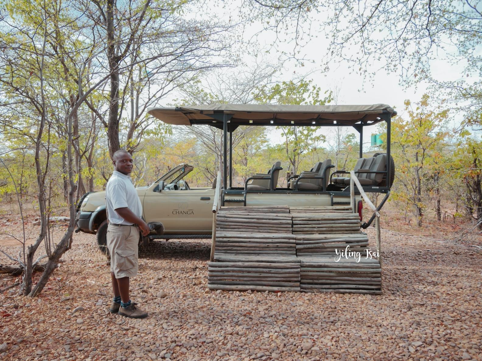 辛巴威馬圖薩多納國家公園住宿 Changa Safari Camp 卡里巴水庫與世隔絕的王國