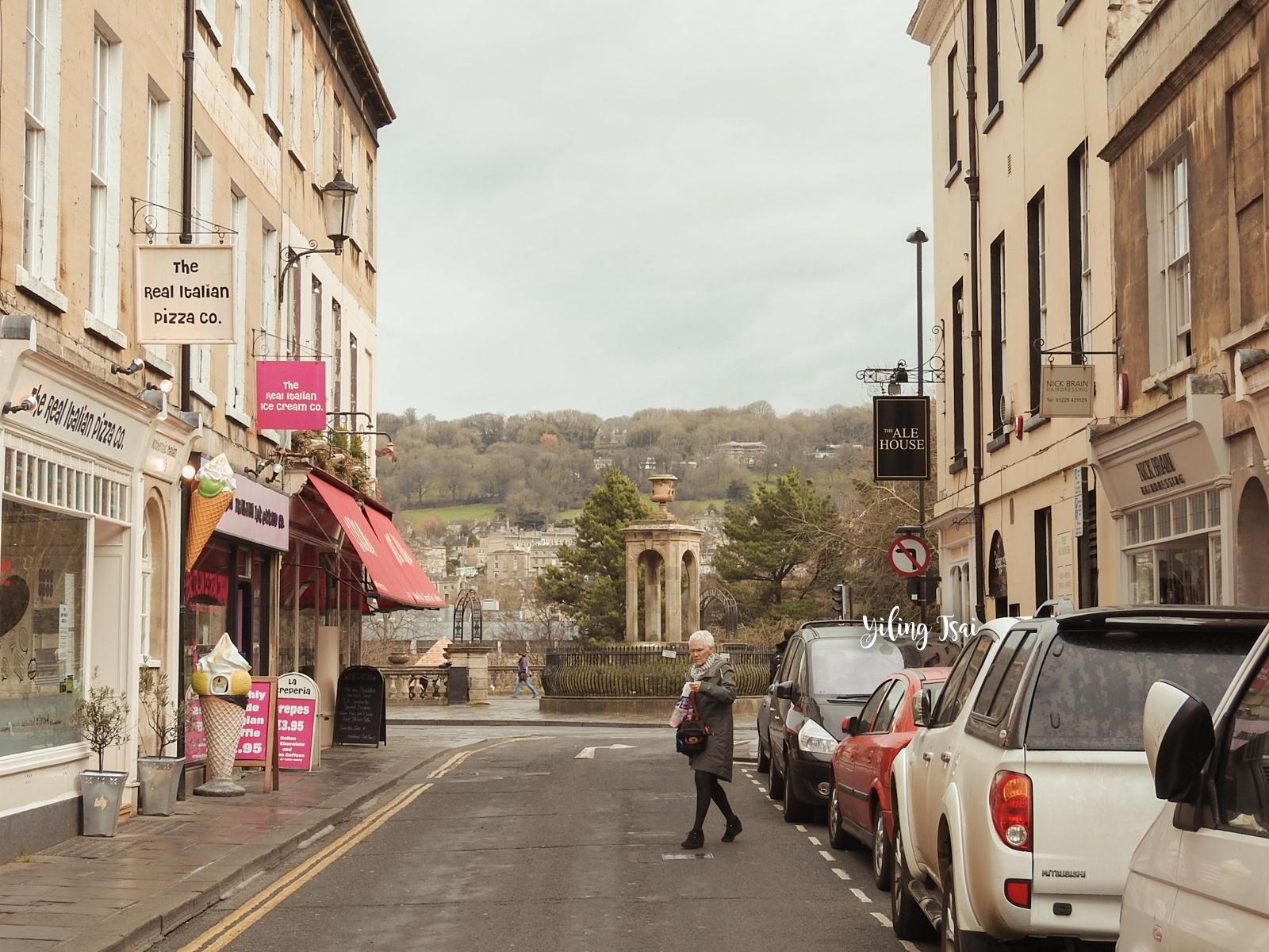 英國巴斯自由行總整理 交通、景點、行程、美食、住宿攻略