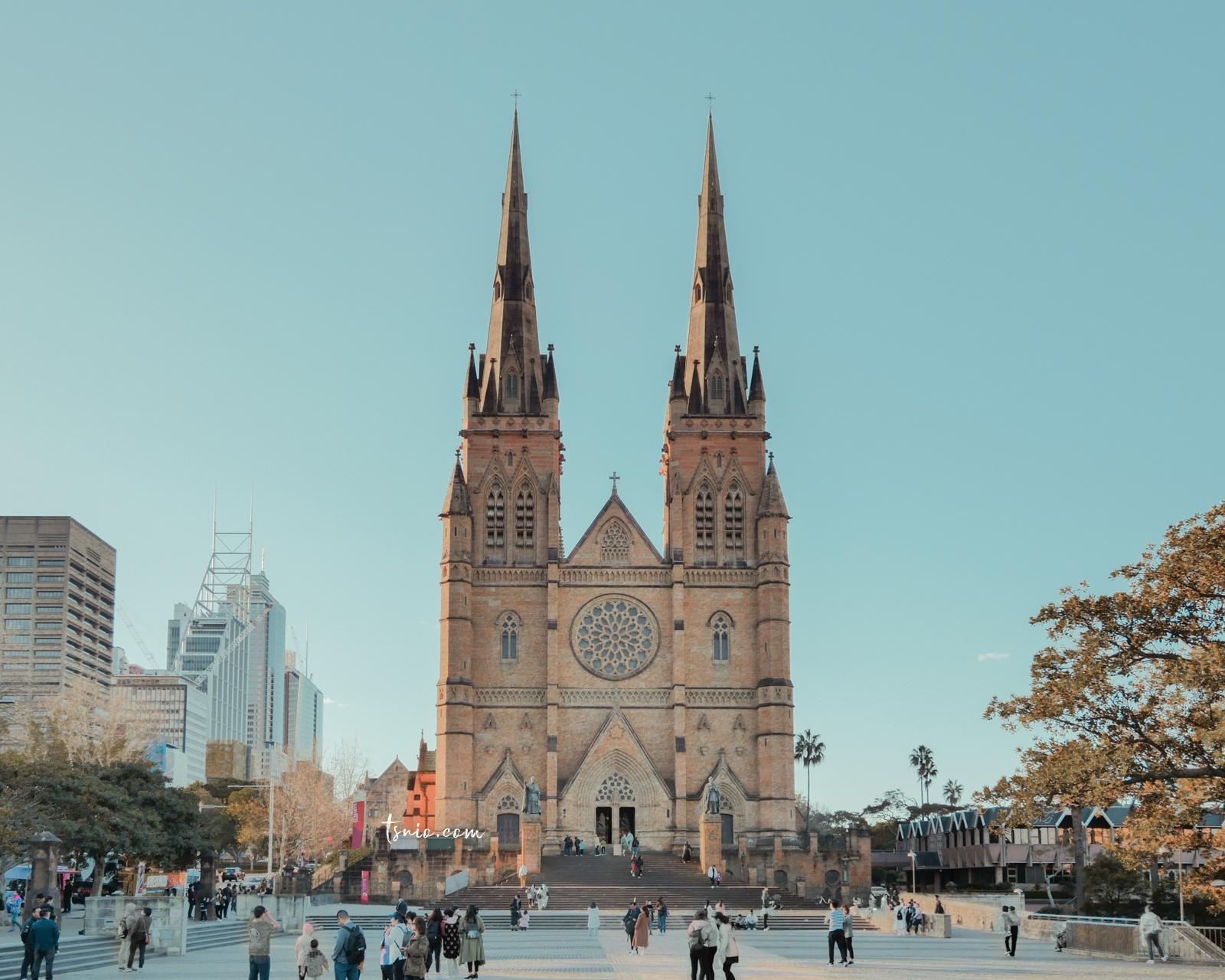 澳洲雪梨景點總整理 初訪雪梨推薦 蔡小妞雪梨景點地圖