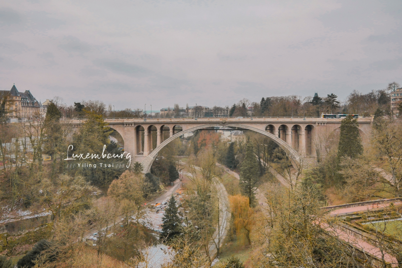 盧森堡自由行攻略 行程安排、行前準備、火車、景點、住宿、美食