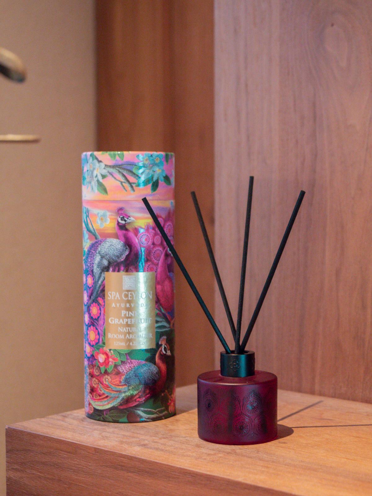 Spa Ceylon 生活香氛推薦 斯里蘭卡皇室御用 東方神秘奢華香調