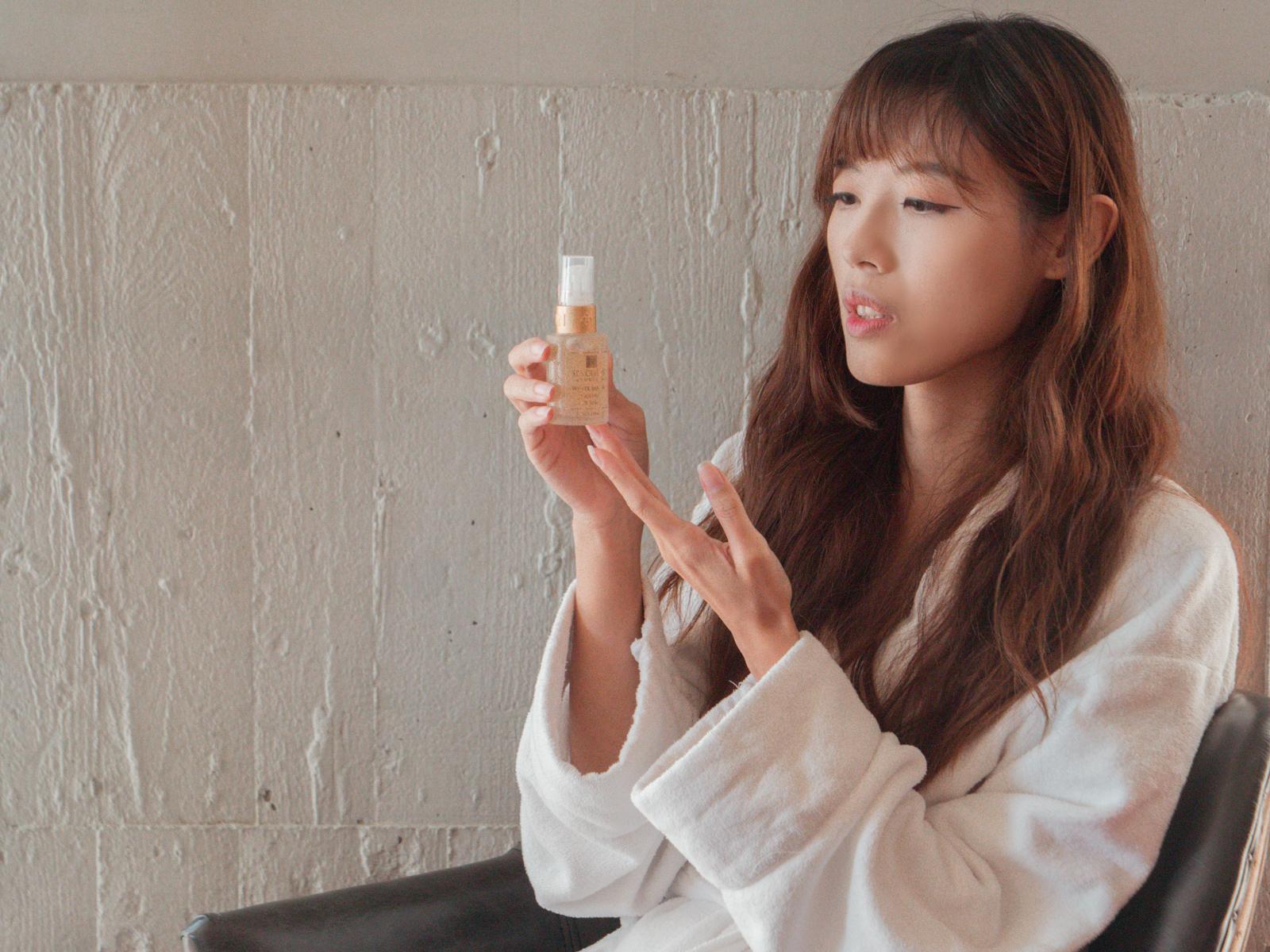 Spa Ceylon 頂級臉部保養 100%純淨精油配方 斯里蘭卡皇室香調