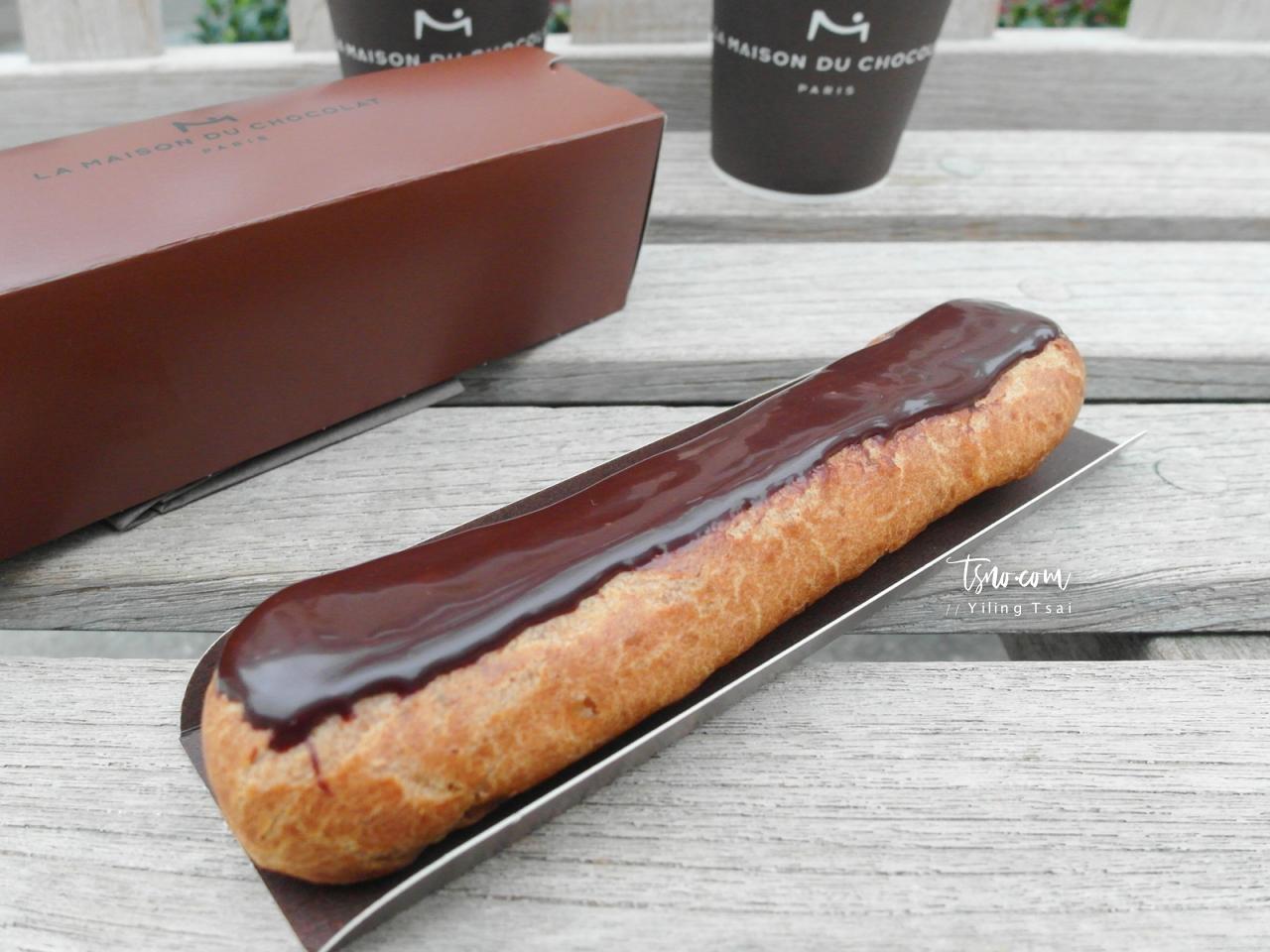 法國巴黎甜點推薦 La Maison du Chocolat 心目中全世界最好喝的熱巧克力
