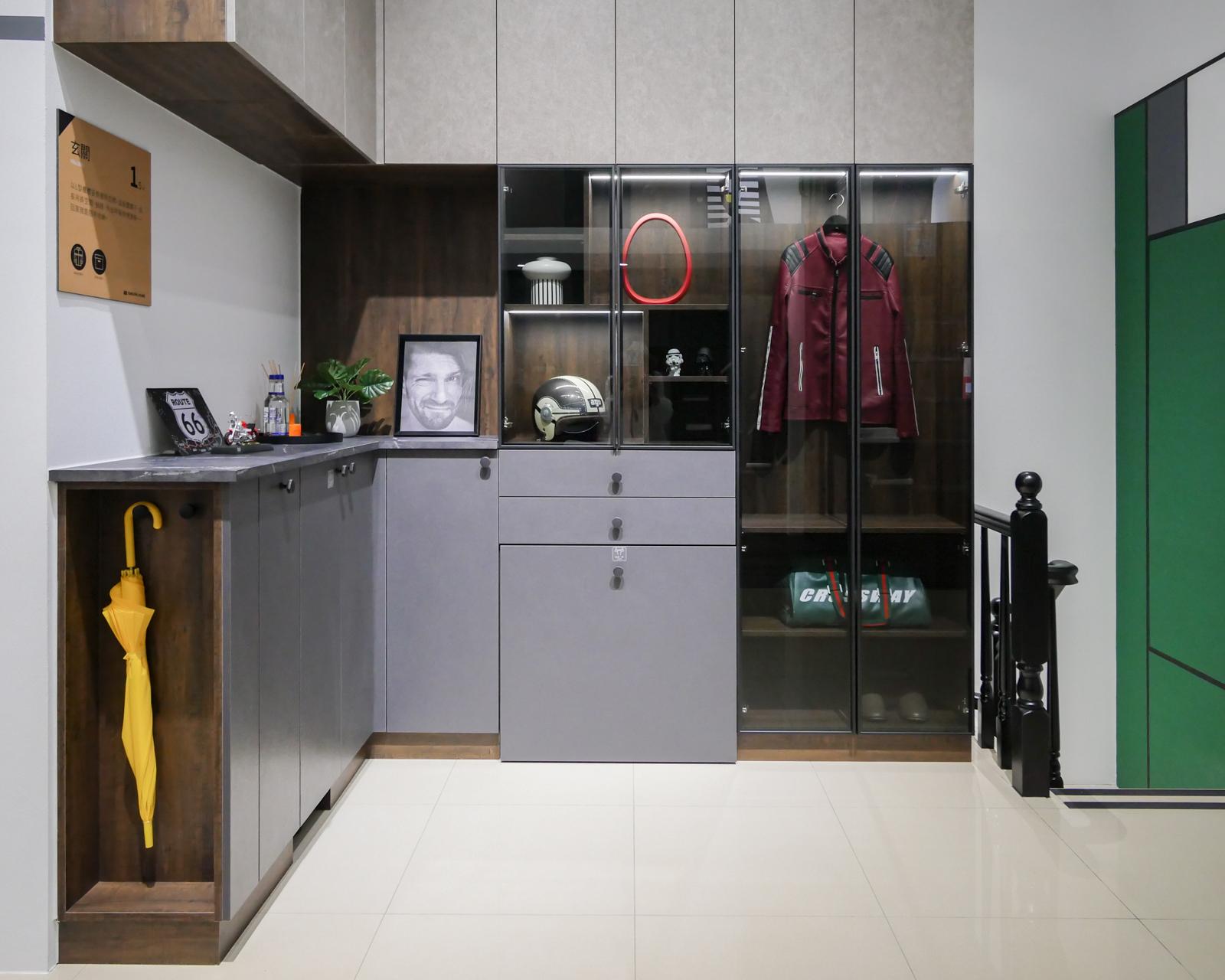 櫻花家居 智能定製全屋裝修 系統櫃推薦 旗艦店設計樣品屋好好逛