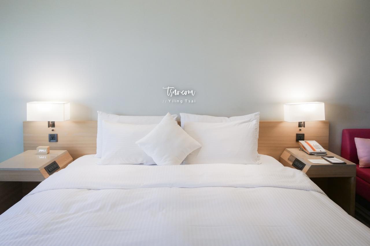 高雄飯店推薦 Hotel Cozzi 和逸飯店高雄中山館 三多商圈舒適景觀住宿
