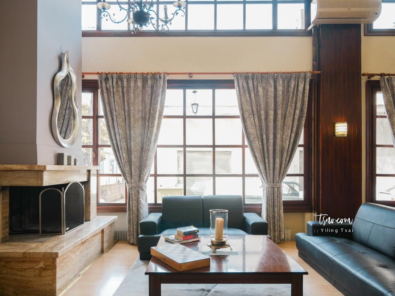 希臘卡蘭巴卡住宿推薦 Galaxy Hotel Kalampaka 火車站附近平價住宿