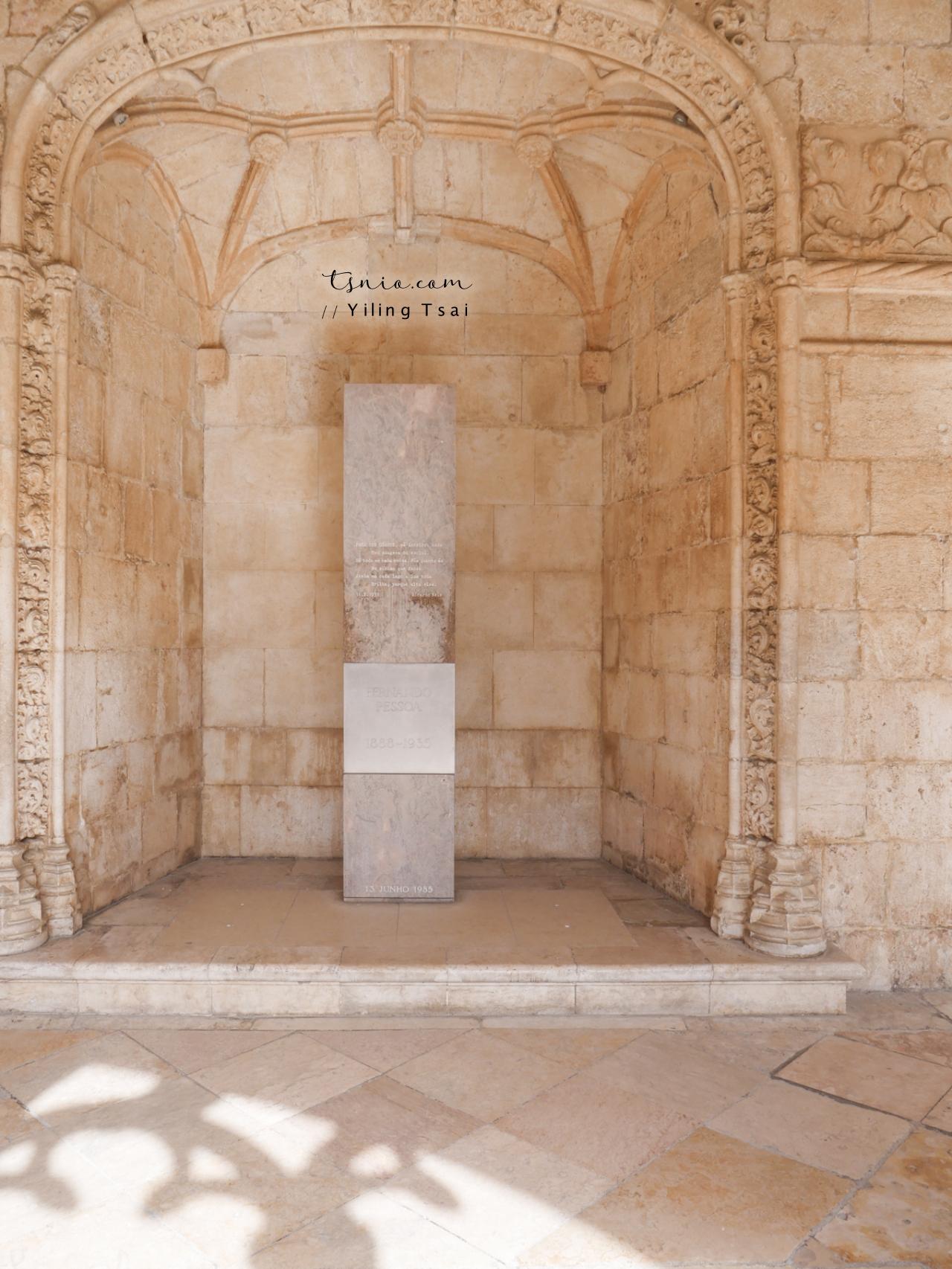 葡萄牙里斯本景點 Mosteiro dos Jerónimos 熱羅尼莫斯修道院 葡萄牙 16 世紀建築傑作