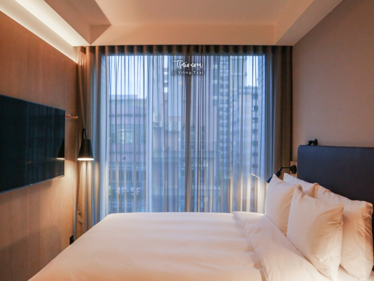 台中飯店 Moxy Taichung 台中豐邑 Moxy 酒店 萬豪集團最新潮牌住宿