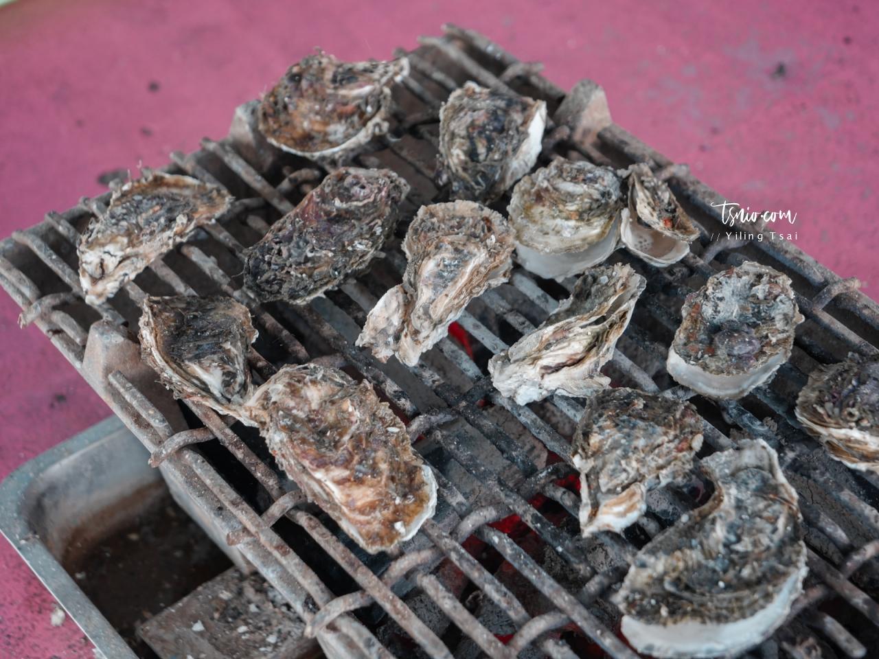 澎湖海洋牧場海上皇宮 烤牡蠣海鮮粥吃到飽 釣魚體驗 卡拉 OK