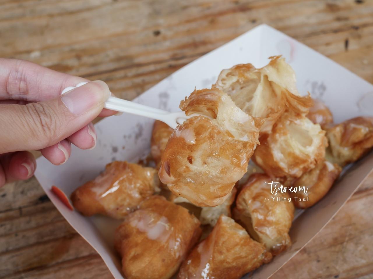 泰國曼谷美食推薦 Patonggo Cafe 老城區油條咖啡廳老店