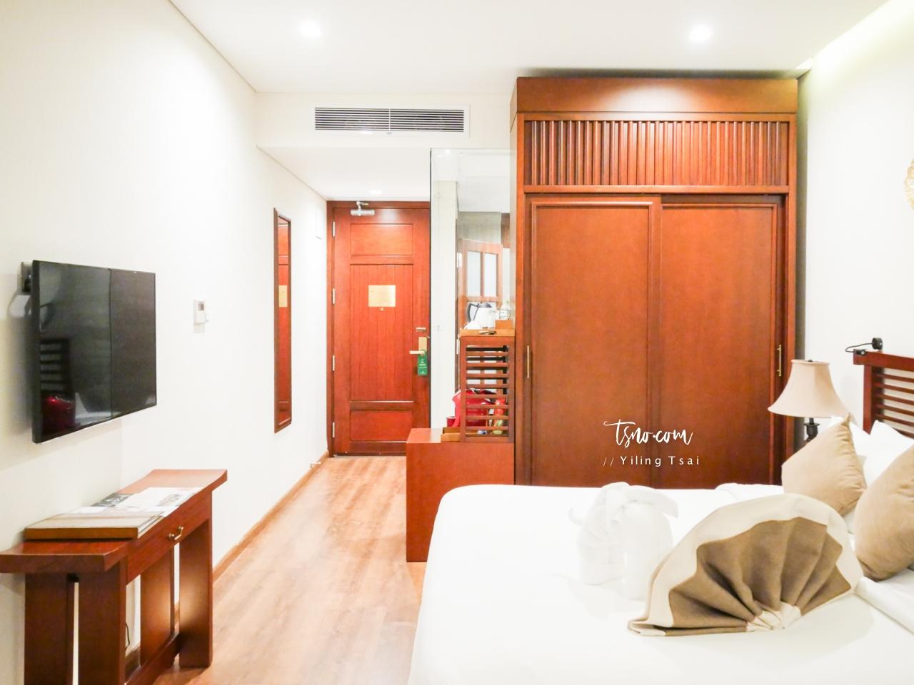 越南會安飯店推薦 Silk Sense Hoi An River Resort 與世隔絕幽靜度假村
