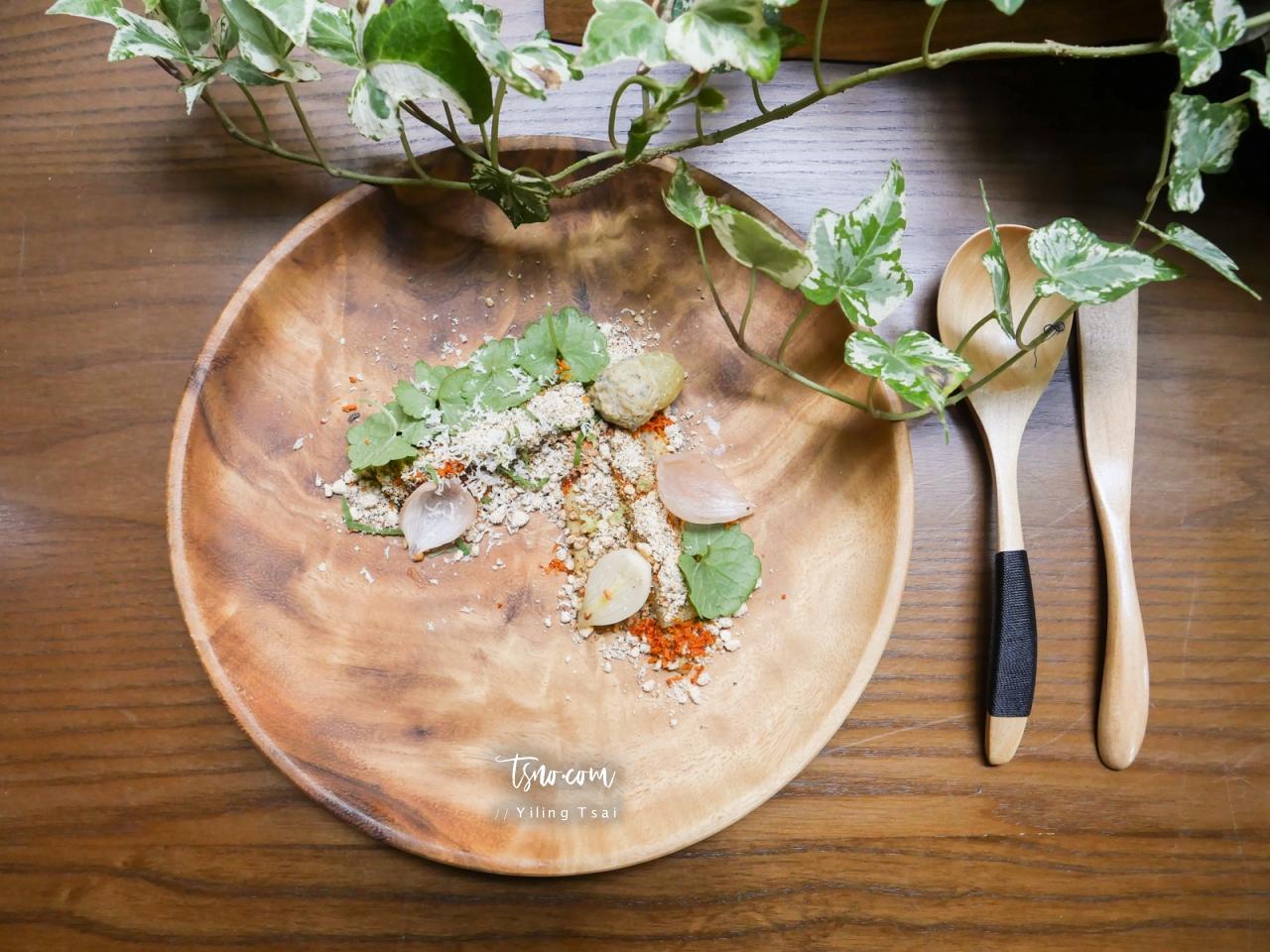 台中私廚 Feuille food Lab 芾飲食實驗室 一年只營業三個月 隱身城市中的大自然劇場料理饗宴