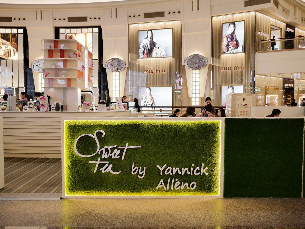 [台北 信義] Sweet Tea 千層派專賣店 米其林三星主廚 Yannick Alléno 旗下甜點沙龍