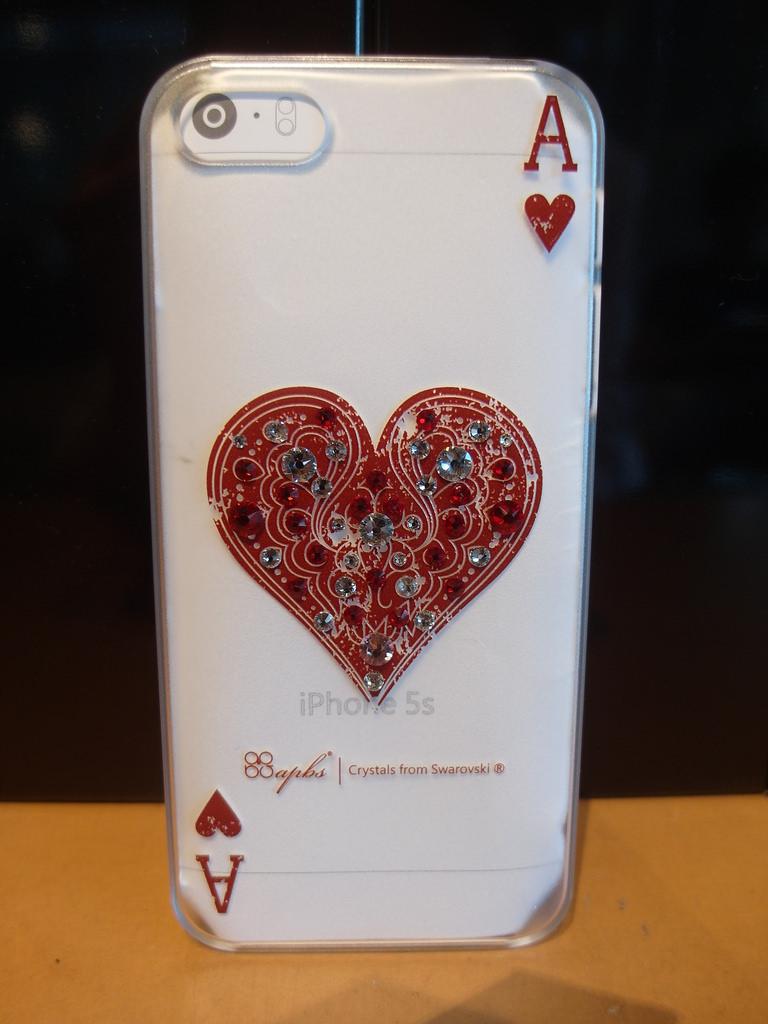 [3C 手機] apbs® 施華洛世奇彩鑽手機保護殼 台灣唯一原廠獨家授權 Crystals from Swarovski