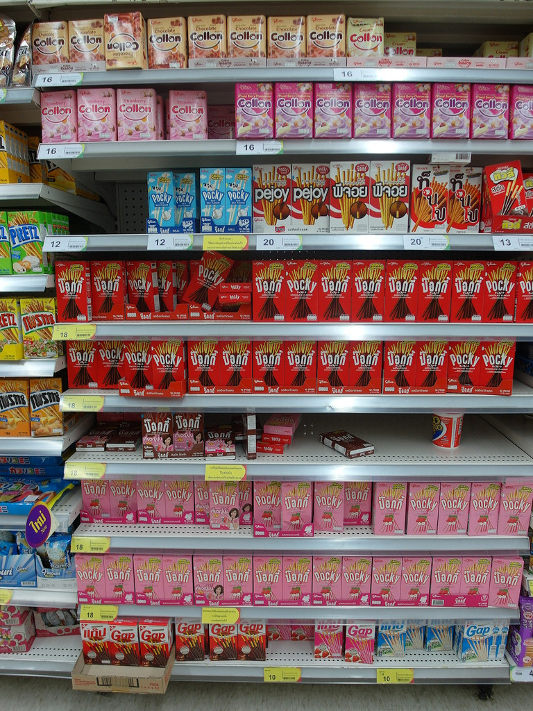 [泰國 曼谷] Tesco Lotus 大賣場 On nut 分店 採購必買伴手禮好去處