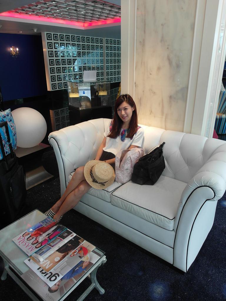 曼谷飯店推薦 Dream Hotel Asok區時尚精品酒店