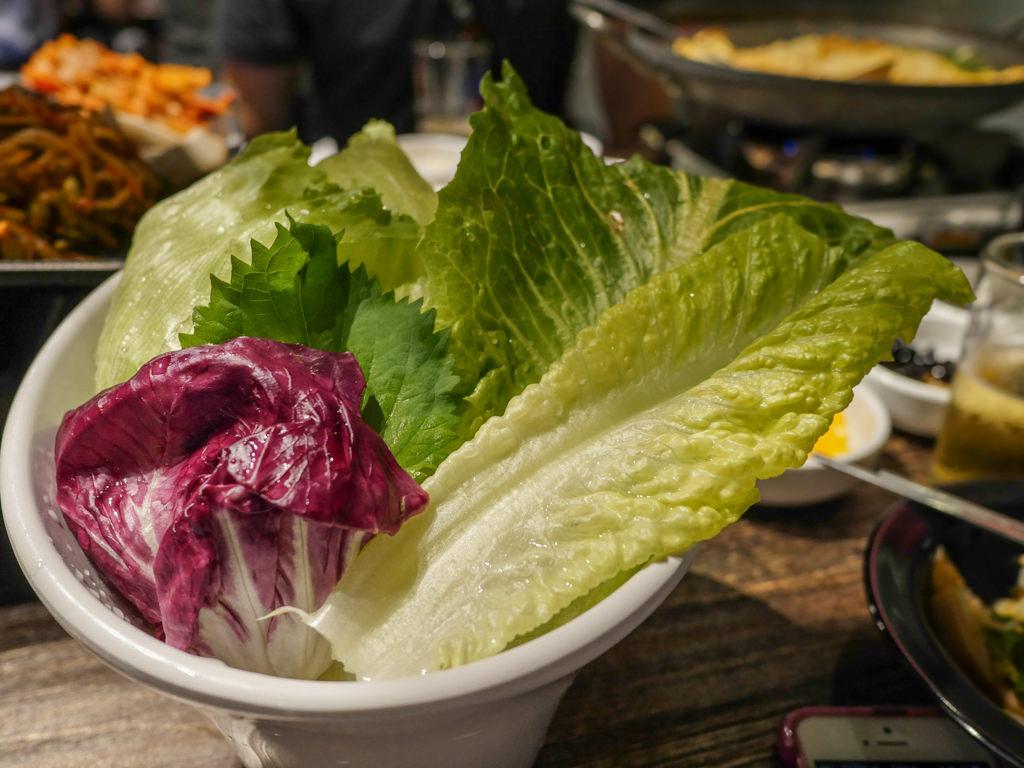 [台北 松山] 啾哇嘿喲 韓國八色烤肉 東區韓式料理 南京復興站美食