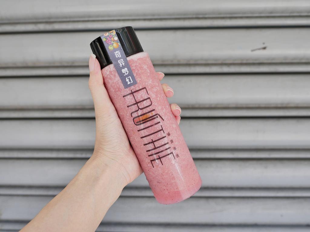 [台北 大安] Fruithie 優異果鄉 夏日繽紛飲品 東區果汁飲料冰沙