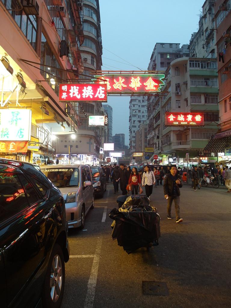 [香港 旺角] 金華冰廳 香港必吃第一名菠蘿油