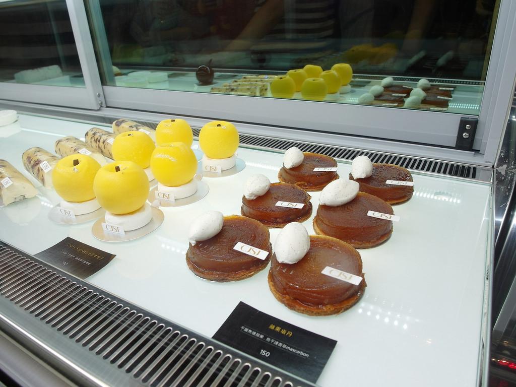 [台中 西區] CJSJ 法式甜點概念店 吃了會高潮的道地法式甜點