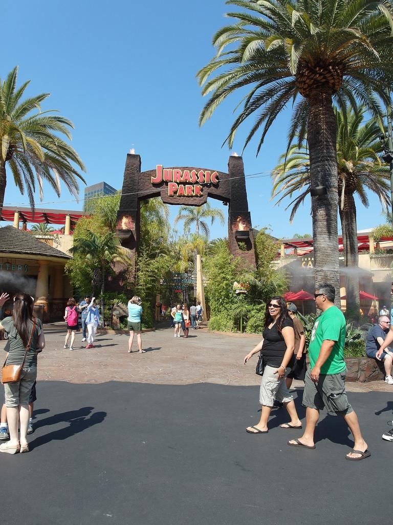 美國洛杉磯環球影城 門票必吃必玩攻略