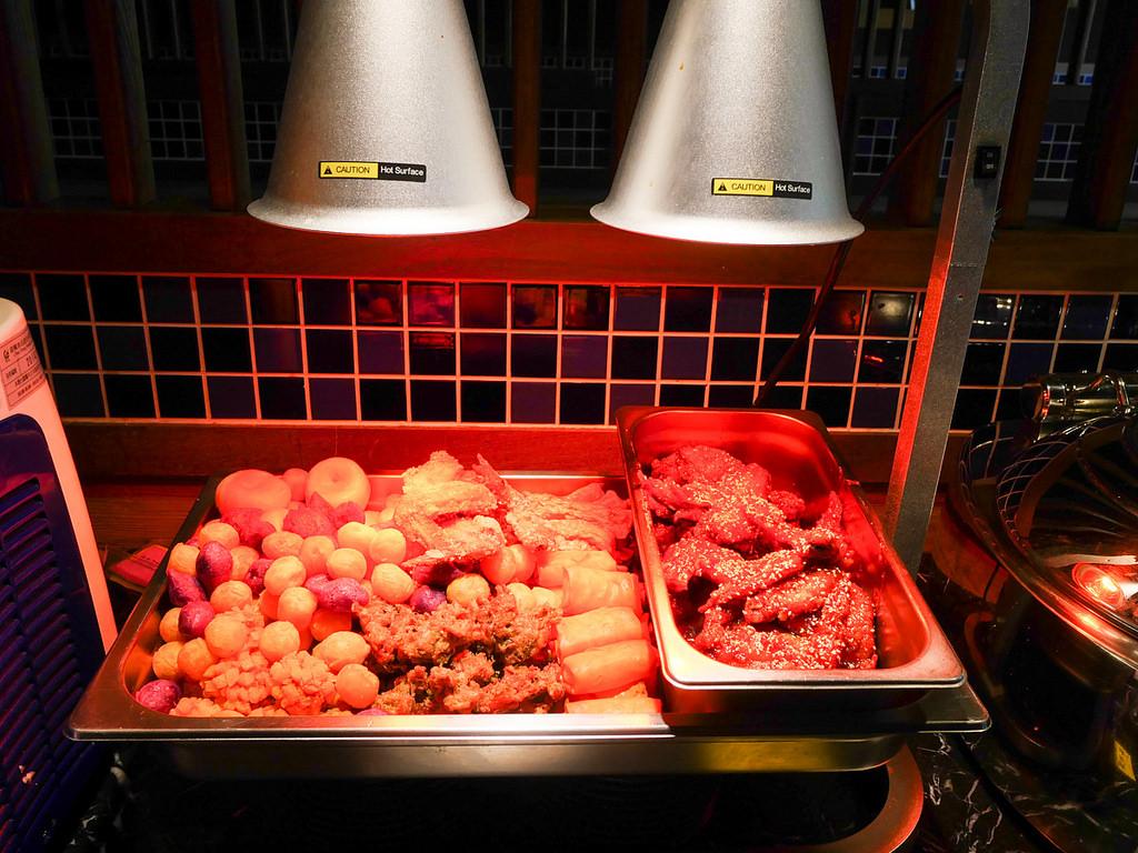 [台北 中山] 醬太郎日式燒肉 燒肉海鮮火鍋自助吧吃到飽 新光南西美食