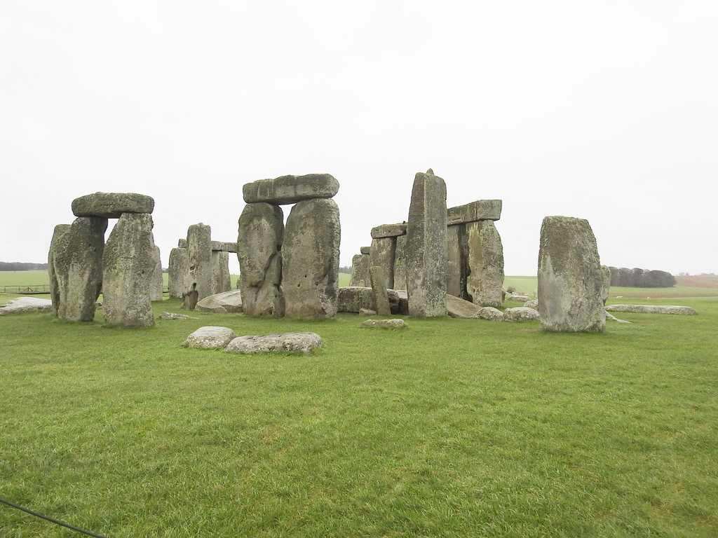 [英國] 巨石陣+巴斯一日遊 (上) 倫敦Local Tour比較、充滿神秘感的史前遺跡巨石陣