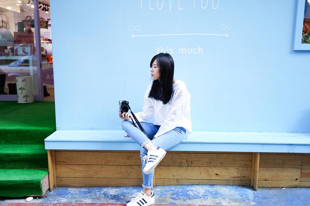 [台北 中山] BonBon Hair 結構式護髮+染髮+剪髮 2017深咖啡髮色新年改造