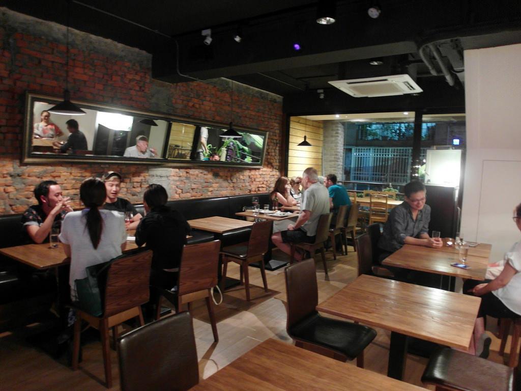 [台北 大安] La MESA 西班牙餐廳 聚餐好去處 道地西班牙小酒館