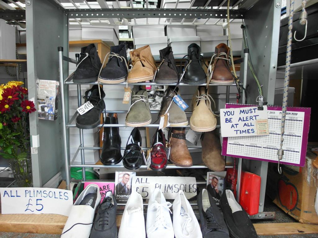 [英國 倫敦] Blackmans Shoes 便宜馬汀這裡買 Brick Lane零售Outlet