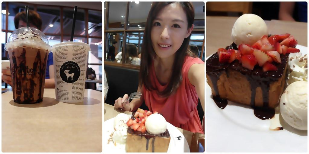 曼谷美食推薦 After You Dessert Cafe 甜滋滋蜜糖土司 Ari 站 La Villa 分店