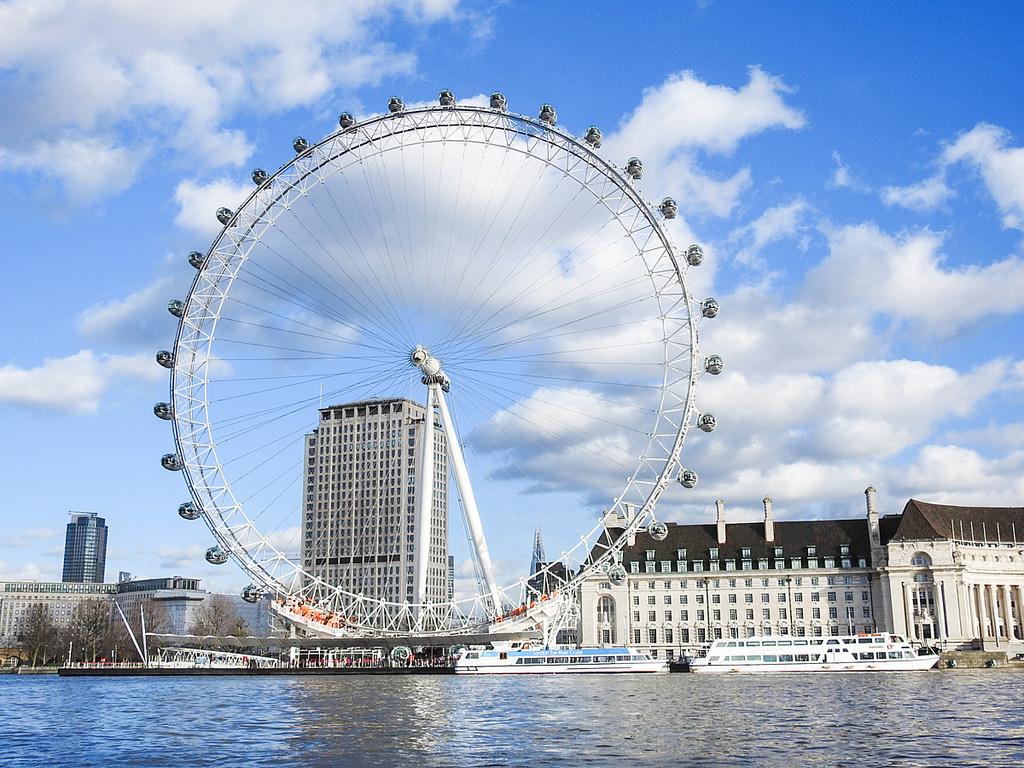 [英國 倫敦] 西敏寺、大笨鐘、國會大廈、倫敦眼、白金漢宮 倫敦市區散步地圖