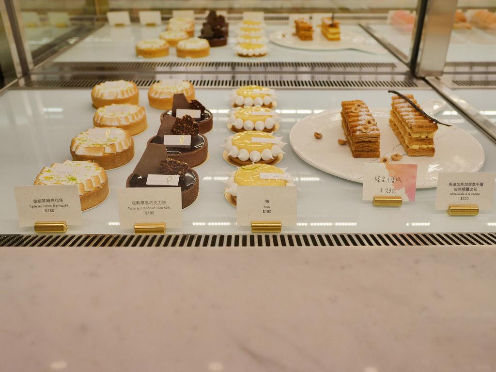 [台北 內湖] Escape from Paris 芙芙法式甜點