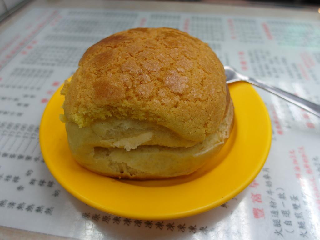 [香港 灣仔] 金鳳茶餐廳 蔡瀾之選老字號茶餐廳 雞蛋鮮牛肉三文治好好吃