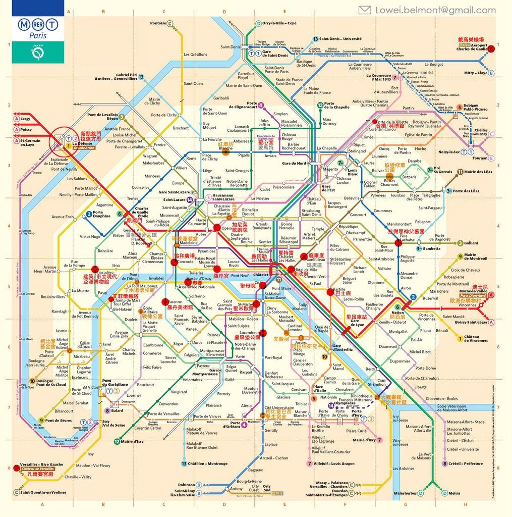 [法國 巴黎] 巴黎巧居住宿心得 巴黎15區日租民宿
