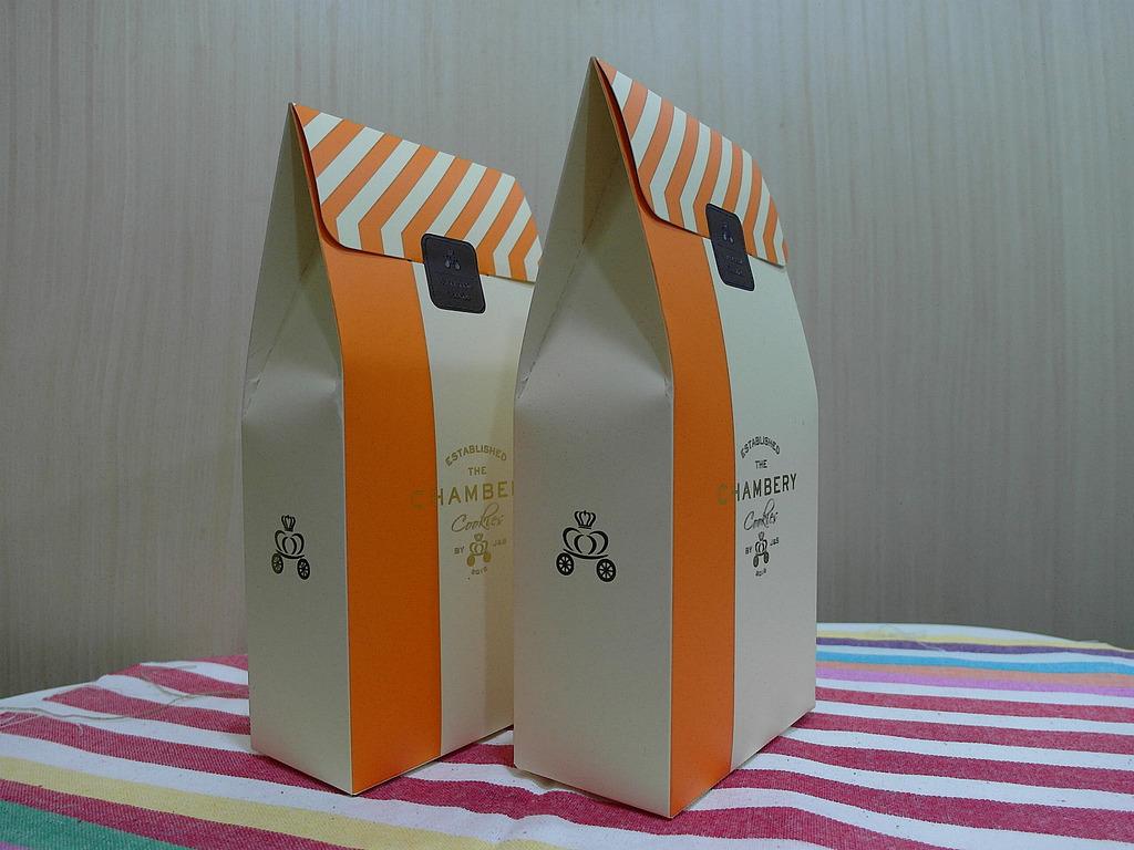 """[網購美食] 香貝里手工蝴蝶酥 730層的""""卡茲""""誘惑美味"""