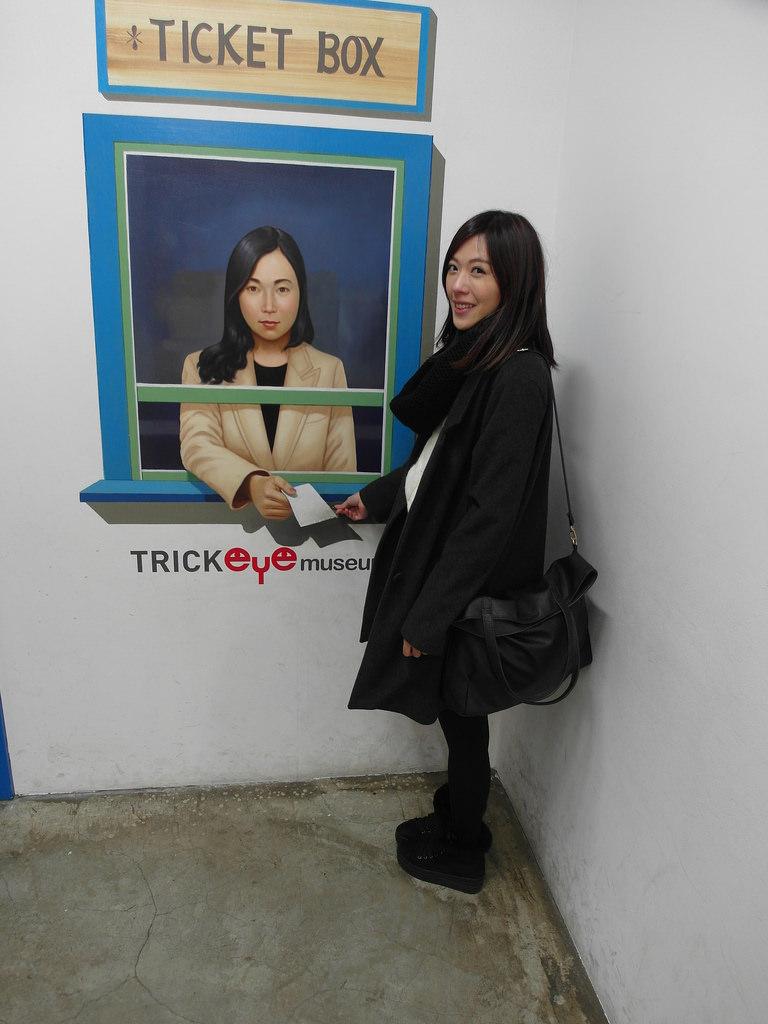 [韓國 首爾] 弘大 特麗愛3D美術館 Trick Eye Museum